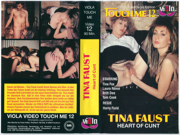 Touch Me #12 - Heart Of Cunt [Viola-Video] Tina Fox (918 MB)