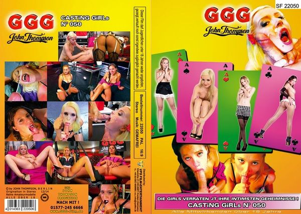 [SF 22050] Casting Girls #50 [GermanGooGirls] Nelly Benz (817 MB)