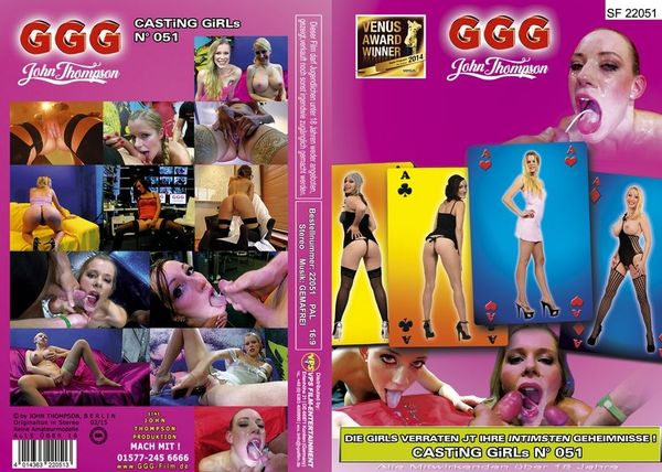 [SF 22051] Casting Girls #51 [GermanGooGirls] Slut Anna (857 MB)