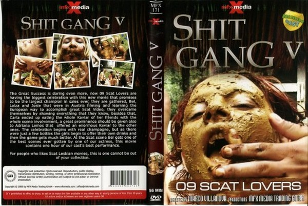[MFX-171] Shit Gang #5 [MFX Media Productions] Viviane Alves (326 MB)