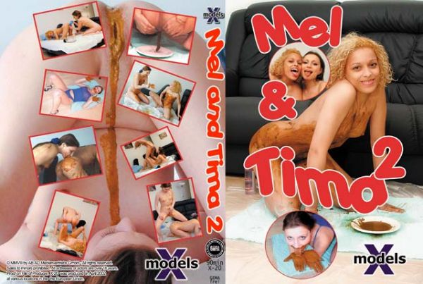 Mel And Tima #2 [X-Models] Scat (697 MB)