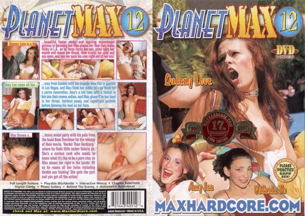 Planet Max #12 [Legend Video] Queeny Love (1.19 GB)