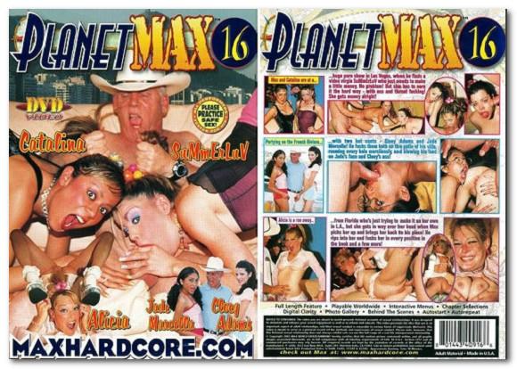 Planet Max #16 [Legend Video] Summer Luv (1.37 GB)
