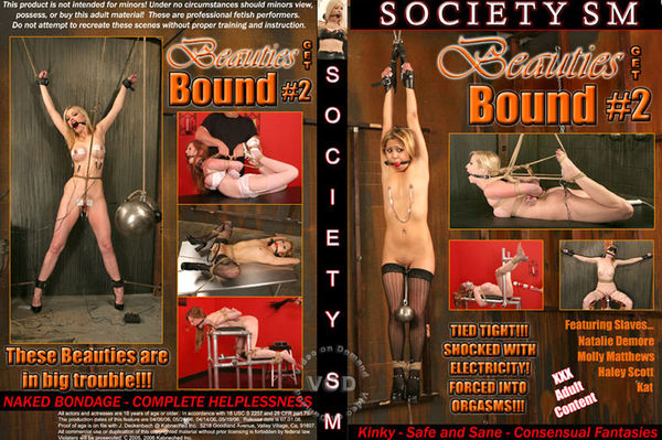 Beauties Get Bound #2 [Society SM] Molly Matthews (867 MB)