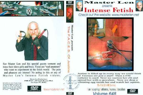 Intense Fetish Volume 648 [MasterLen] Justine Baker (410 MB)