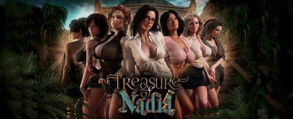 Cover [RPGM] Treasure of Nadia [v65122] [NLT Media][PC]