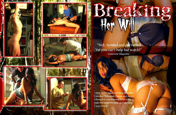 Breaking Her Will [Bill Zebub Productions] Jackie Stevens (1.46 GB)