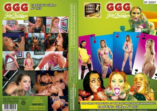 [SF 22057] Casting Girls #57 [GermanGooGirls] Ani Black Fox (1.92 GB)