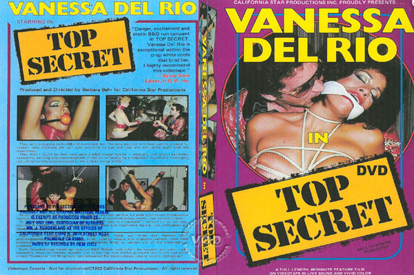 Top Secret [California Star Productions] Vanessa Del Rio (410 MB)