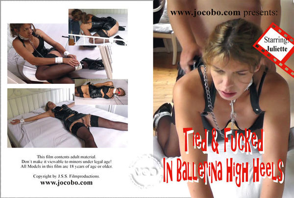 Tied And Fucked In Ballerina High Heels [JSS Filmproductions] Juliette (330 MB)