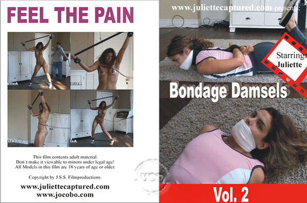 Bondage Damsels #2 [JSS Filmproductions] Juliette (504 MB)