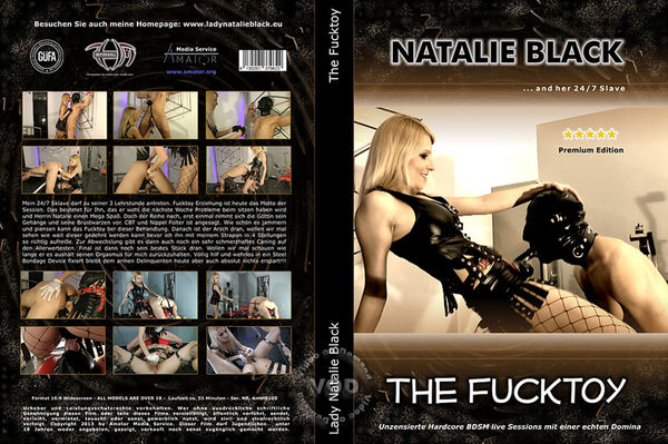 The Fucktoy - Natalie Black - FetishMania (1.28 GB)
