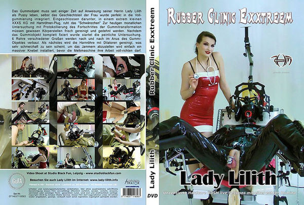 Rubber Clinic Exxtreem [Amator] Lady Lilith (1.61 GB)