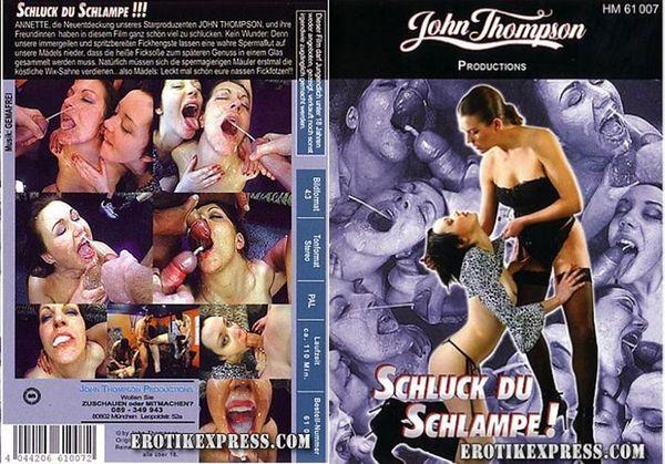 [HM 61007] Schluck Du Schlampe [GermanGooGirls] Annette Schwarz (688 MB)