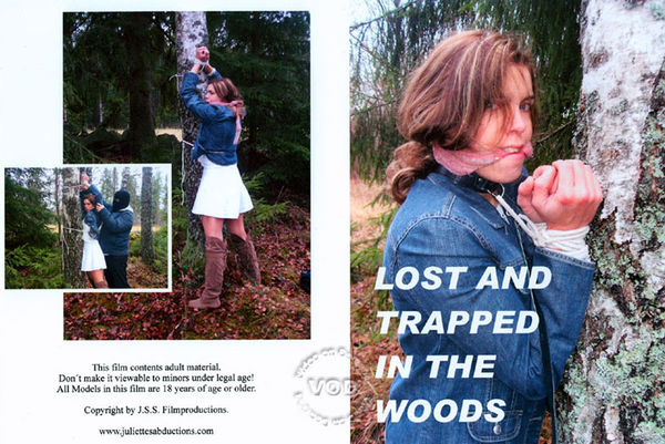 Lost And Trapped In The Woods [JSS Filmproductions] Juliette (346 MB)