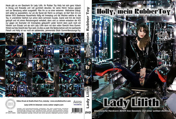Mein RubberToy [Amator] Lady Lilith (1.36 GB)