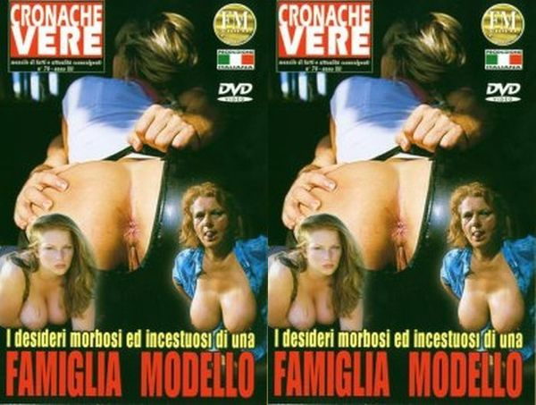 I Desideri Morbosi Ed Incestuosi Di Una Famiglia Modello [FM Video] Ivette (885 MB)