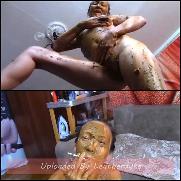 She covered in shit, my ashtray, toilet with Mistress | Full HD 1080p | Release Year: Feb 22, 2021