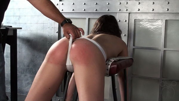 Topless Belt Whipping [AssumeThePositionStudios] Arielle Lane (206 MB)