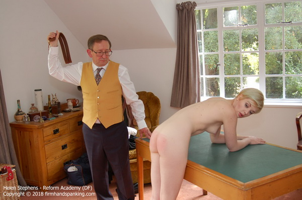 Reform Academy Part DF [FirmHandSpanking] Helen Stephens (283 MB)