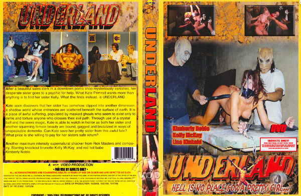 Underland [ZFX Productions] Kimberly Noble (251 MB)