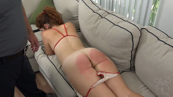 Thong Bikini Strapping [AssumeThePositionStudios] Maddy Marks (217 MB)