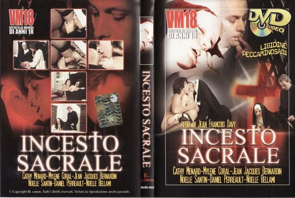 Incesto Sacrale [Unia Films] Cathy Menard (1.3 GB)