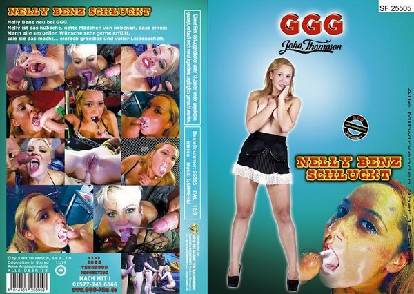 [SF 25505] Schluckt [GermanGooGirls] Nelly Benz (775 MB)