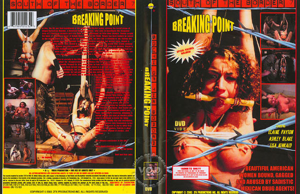 South Of The Border #7 - Breaking Point [ZFX Productions] Ashley Blake (759 MB)