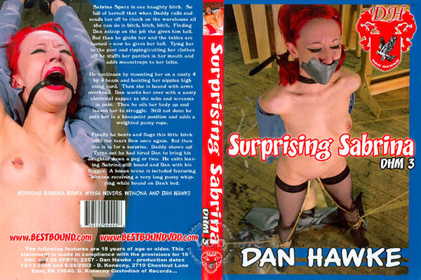 [DH03] Surprising [Dan Hawke Productions] Sabrina Sparx (851 MB)