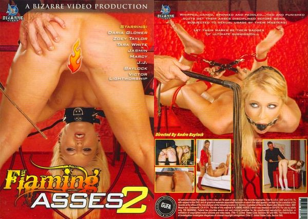 Flaming Asses #2 [Bizarre Video Productions] Tarra White (2 GB)