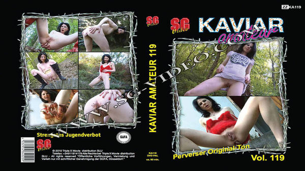[KA-119] Kaviar Amateur Teil 119 [SG-Video] Lusia (1.5 GB)