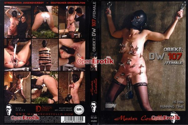 Objekt DW 107 [Off-Limits Media] Amateur (926 MB)