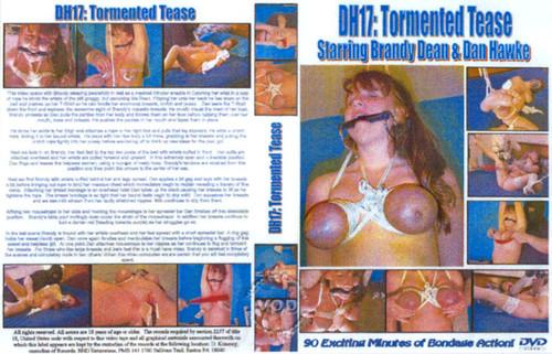 [DH17] Tormented Tease [Dan Hawke Productions] Brandy Dean (960 MB)