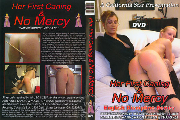 Her First Caning And No Mercy [Calstar Films] Nikki (480 MB)