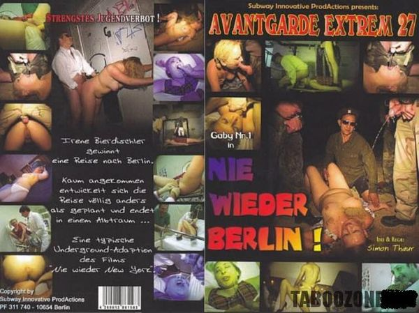 Avantgarde Extreme Teil 27 [SubWay Innovative] Gaby (1 GB)