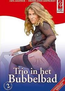 Trio in het Bubbelbad
