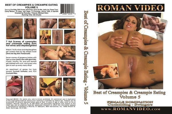 Best Of Creampies Volume 5 [Roman Video] Syren De Mer