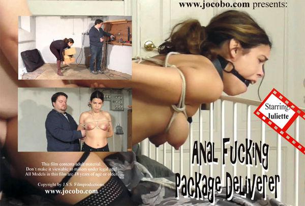Anal Fucked Package Deliverer [JSS Filmproductions] Juliette