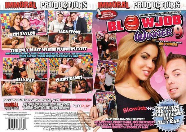 Blowjob Winner #9 [Immoral Productions] Sindee Jennings