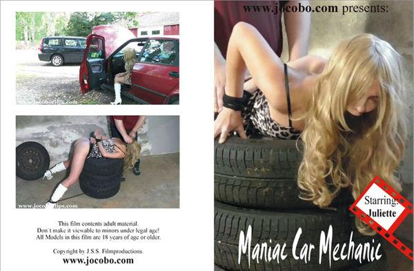 Maniac Car Mechanic [JSS Filmproductions] Juliette