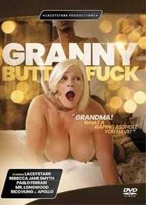 Granny Butt Fuck