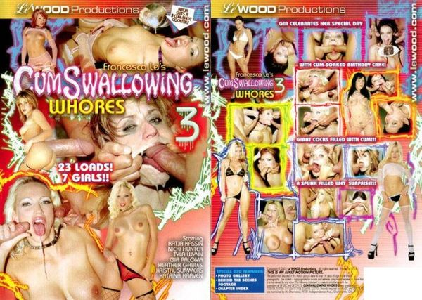 Cum Swallowing Whores #3 [LeWood Productions] Kristal Summers