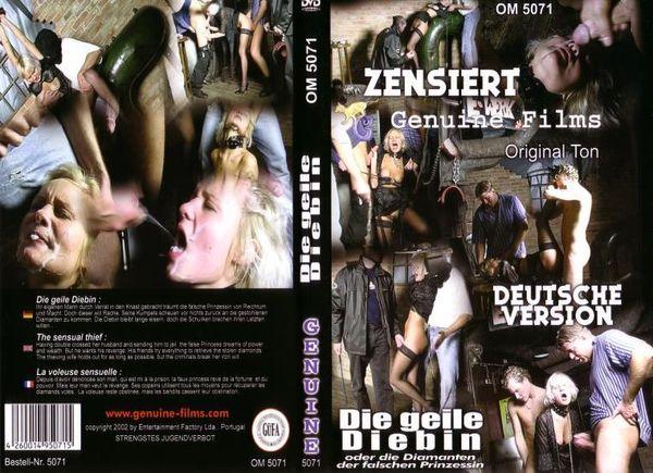 Die Geile Diebin [Genuine Films] Joschka Cruz
