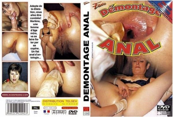 Demontage Anal [Telsev Production] Sandra Wicked