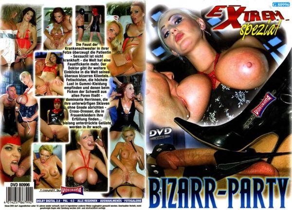 Bizarr-Party [Videorama] Janine La Teen