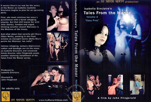 Tales From The Manor #2 [Ivy Manor Videos] Isabella Sinclaire
