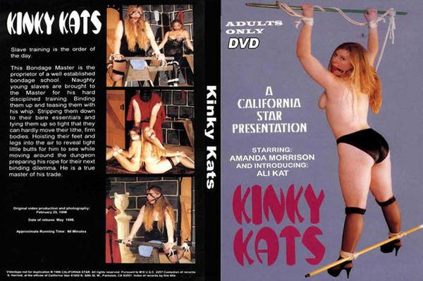 Kinky Kats [Calstar Films] Amanda Morrison