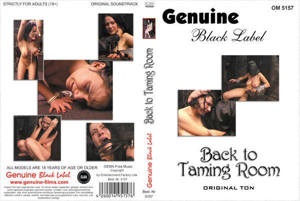 Back To Taming Room [Genuine Films] BDSM