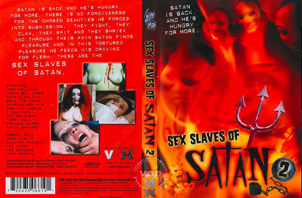 Sex Slaves Of Satan #2 [VCX] Brittany Laine